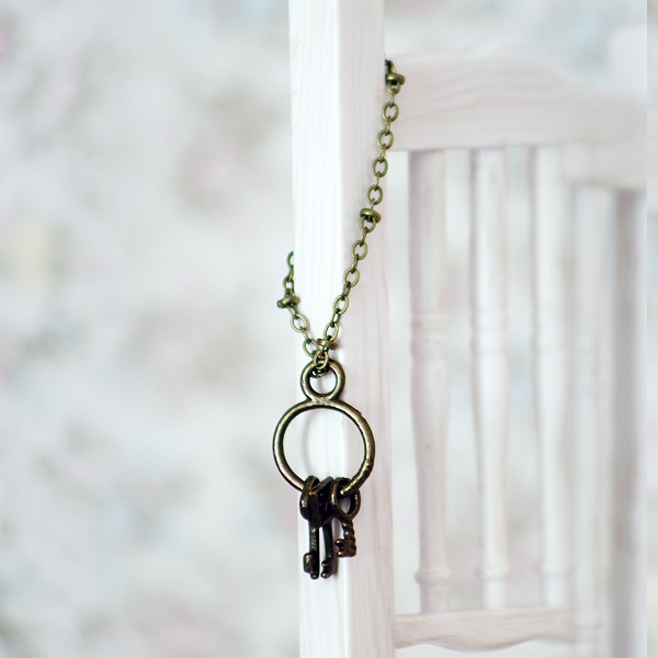 Necklace - Bunch of Keys