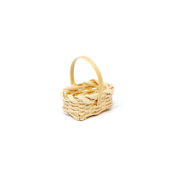Mini Chip Basket light, 1:12