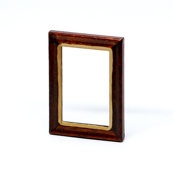 Dark Picture Frame, 5 x 3,5 cm