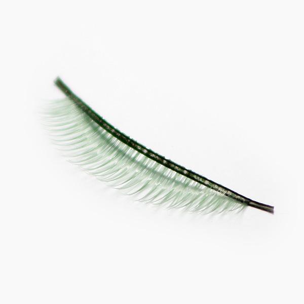 Green Eyelashes for BJD