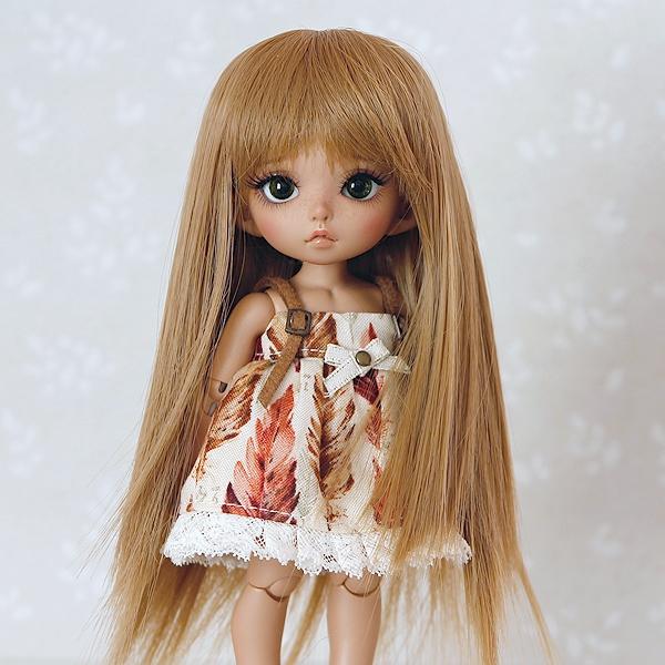 5-6 Long Wig - Sienna