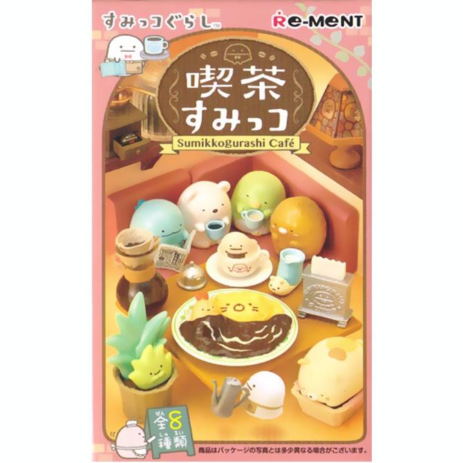 Sumikkogurashi Cafe - Re-Ment Blind Box