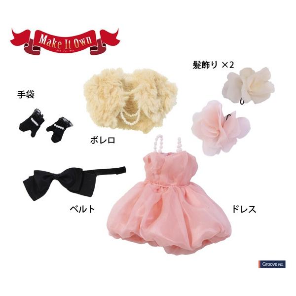 MIO Pullip Outfit Set: Happiness Chiffon Dress