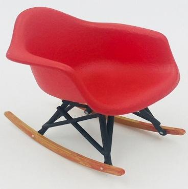 Miniature Designer Chair 1/12