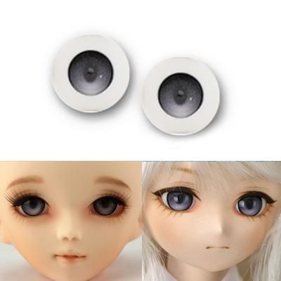 BJD Acrylic Candy Eyes - Grey