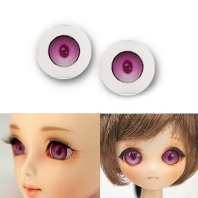 BJD Acrylic Candy Eyes - Violet