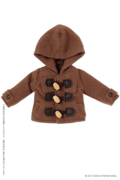 Brown Duffle Coat (Picco Neemo 1/12)