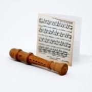 Wooden Flute 1:12
