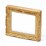 Picture Frame Gold, 7,5 x 6,3 cm