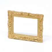 Picture Frame Gold, 6,5 x 5 cm