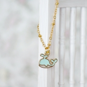 Necklace - Whale