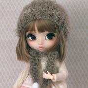 Handknitted Winter-Set #05 for Pullips