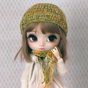 Handknitted Winter-Set #06 for Pullips