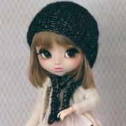 Handknitted Winter-Set #07 for Pullips