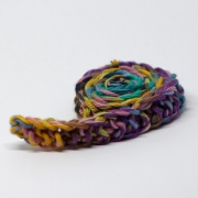 Handknitted colorful Scarf