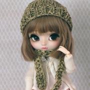 Handknitted Winter-Set #08 for Pullips