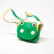 Froggy Bag with Metal Bell