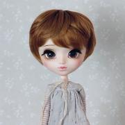 9-10 short wavy Wig - Sienna