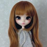 9-10 extra long wavy Wig - Sienna