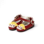 Schuhe mit Äffchen-Motiv