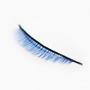 Blaue Wimpern für BJDs