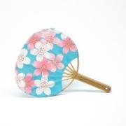Japanese Fan Uchiwa (Sakura)