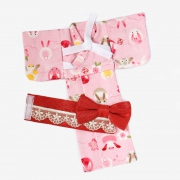 Yukata (pink Bunny) for Pullip