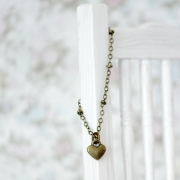 Necklace - Small Heart