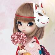 Kitsune Mask (Sakura)