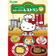 Hello Kitty Restaurant - Re-Ment Blind Box