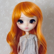 9-10 Medium curled Wig - Marmalade