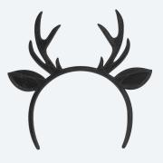 Headband 7-8 - Reindeer
