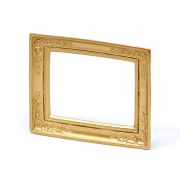 Picture Frame Gold, 6,5 x 6 cm