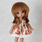 5-6 Wig with Pigtails - Sienna