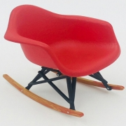 Miniature Designer Chair 1/12
