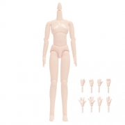 Obitsu Body Male Boy 23 cm - White Skin