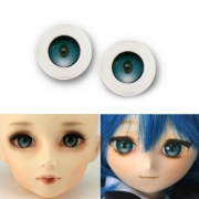 BJD Acrylic Candy Eyes - Green