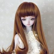 7-8 medium Wig - Sienna