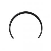 Plastic Headband for BJD - Black