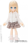 White Rabbit-eared Parka (Picco Neemo 1/12)