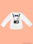 Shirt with printed camera (Pure Neemo)