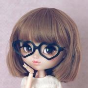 Glasses - Hearts für Pullip