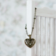 Necklace - Ornament Heart