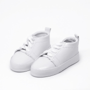 White Sport Shoes for SD Dolls