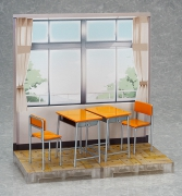 1/12 Figma Plus - Classroom Set