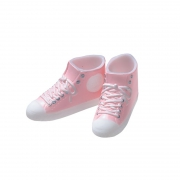 Pink Sneaker for Obitsu