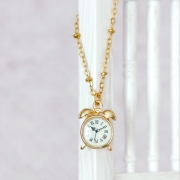 Necklace - Clock