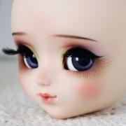 Eyelashes for Pullip or Blythes