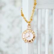 Necklace - Clock #2