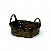 Dark Basket with holders